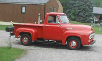 53 Ford Pickup