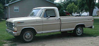 70 Ford Pickup