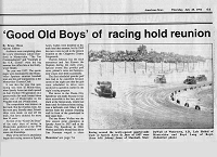 Racing Reunion Article